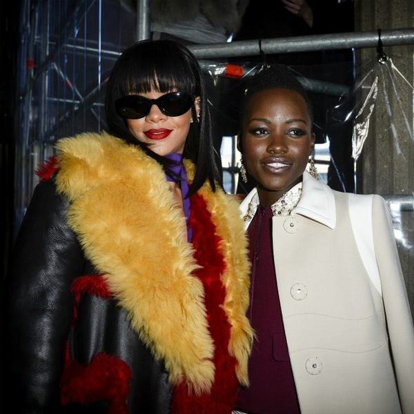 Here's How a Fan Tweet About Rihanna and Lupita Nyong'o Became an Actual Movie Plot