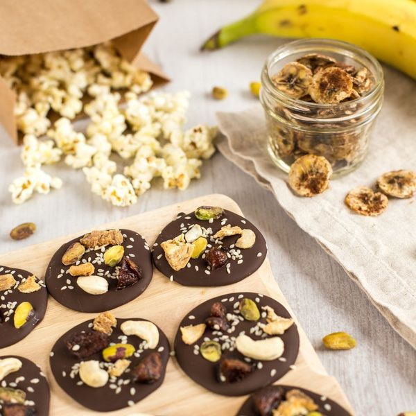 Make Your Camping Trip One to Remember With These Healthy Make-Ahead Snacks!