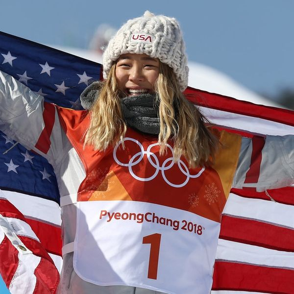 Chloe Kim's Tweets During Her Historic Gold Medal Win at the Olympics Are the Best