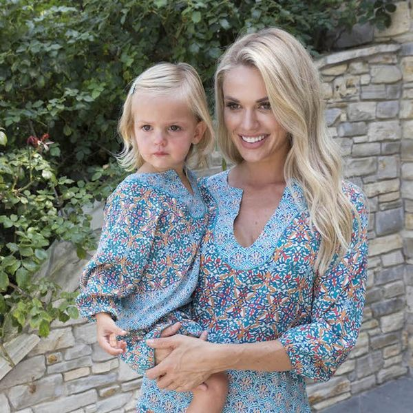 Nicky Hilton Just Designed a Mommy and Me Line Based on Her Jet-Setter Life