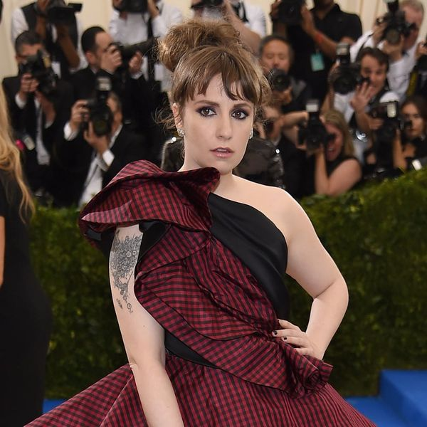 Lena Dunham Opens Up About Her Decision to Have a Hysterectomy at 31