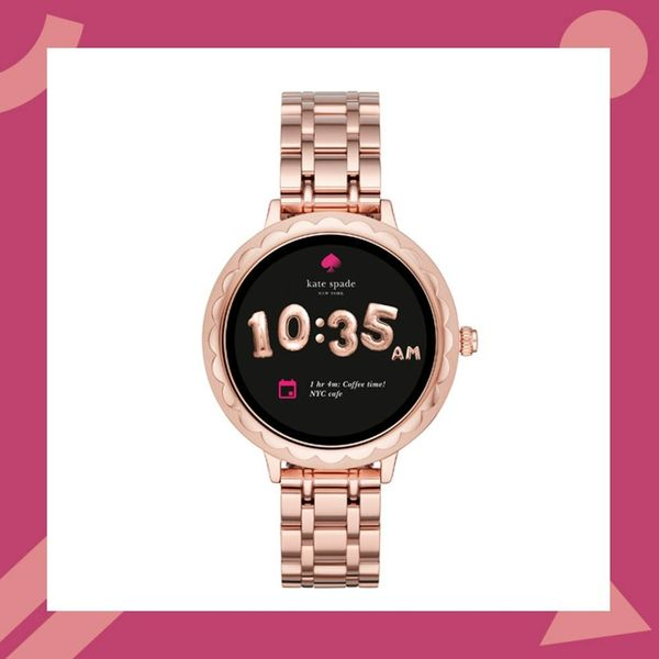 This Stylish Kate Spade Smartwatch Is Everything We Never Knew We Always Needed