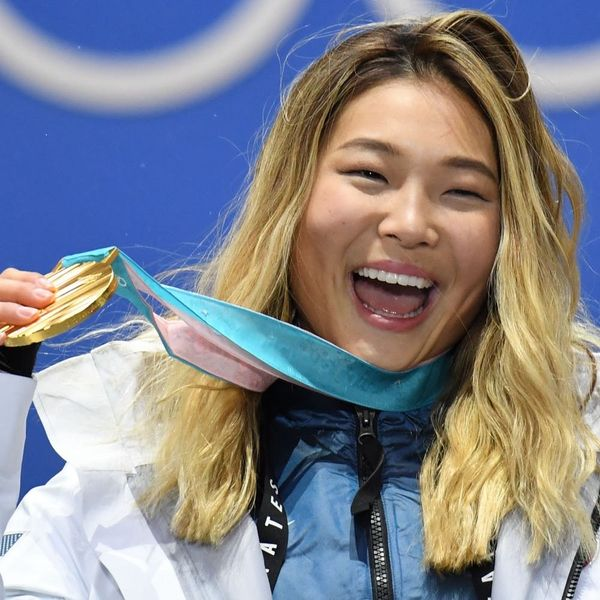 7 Reasons We Can't Get Enough of Olympic Gold Medal Snowboarder Chloe Kim