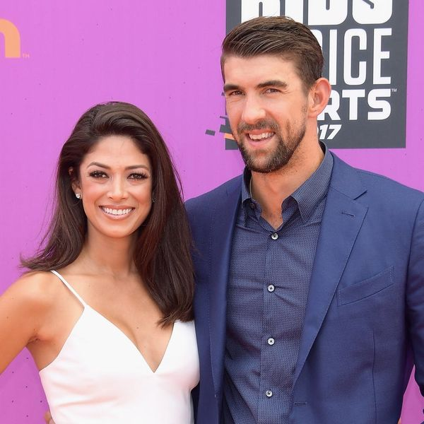 Michael Phelps and Wife Nicole Welcome Baby #2 — See the Photos and Find Out His Name!