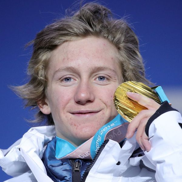 Red Gerard Overslept After Watching Netflix and Still Won Olympic Gold