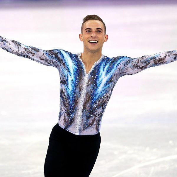 Olympian Adam Rippon Will Boycott the White House Post-Olympics
