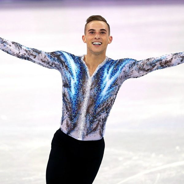 Olympian Adam Rippon Will Boycott the White House Post-Olympics