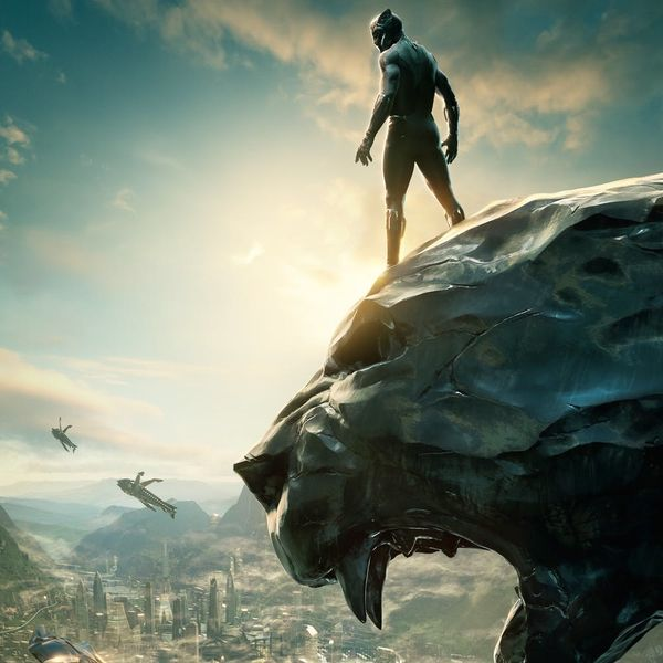"""Black Panther"" Cast and Crew Discuss Why It's Already Become a Cultural Phenomenon"