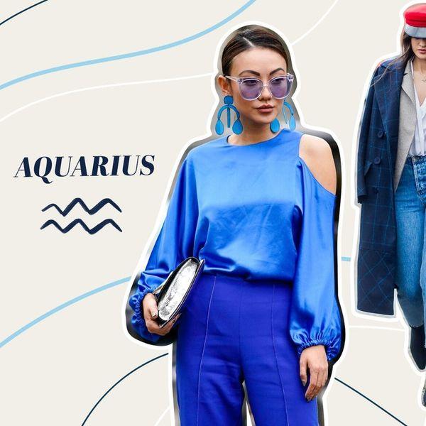 Refine Your Style According to Your Zodiac Sign: Adventurous Aquarius