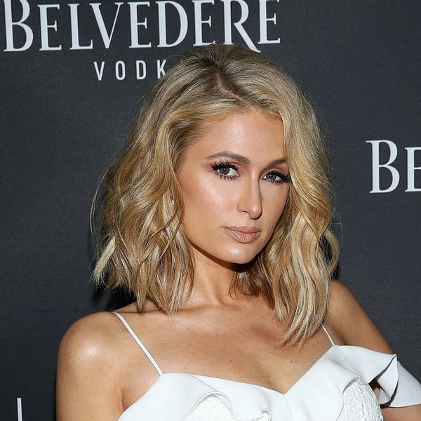 Paris Hilton's New Birkin Bag Is Covered in 30,000 Swarovski Crystals