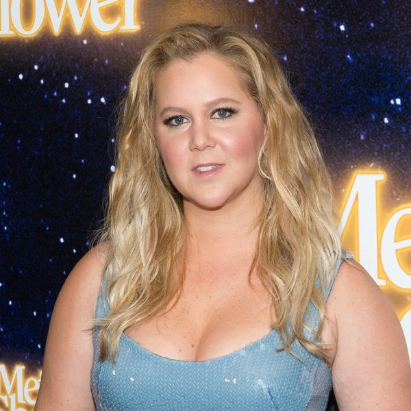 Amy Schumer Just Gave Us a BIG Clue About Her New Relationship Status