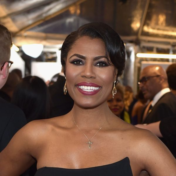 """Omarosa Was Hospitalized Following a """"Celebrity Big Brother"""" Competition"""