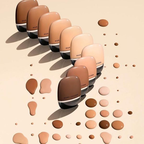 Marc Jacobs Just Dropped a 24-Hour Foundation That Has an Amazing Shade Range
