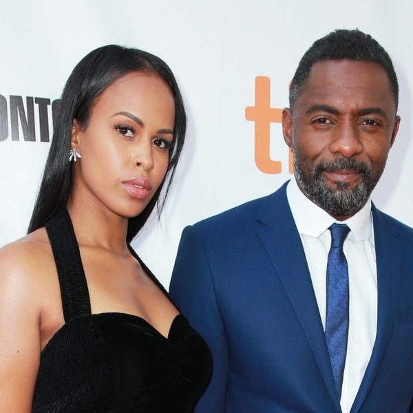 Idris Elba Is Engaged and You Can See His Sweet Proposal!