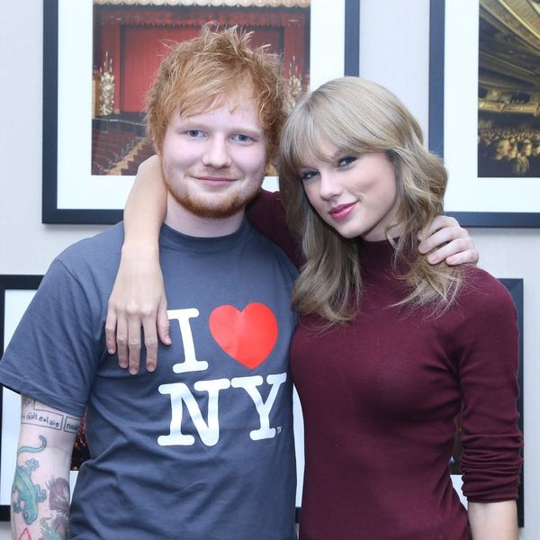"""Ed Sheeran Responds to Fan Theory That Taylor Swift's Song """"Dress"""" Is About Him"""