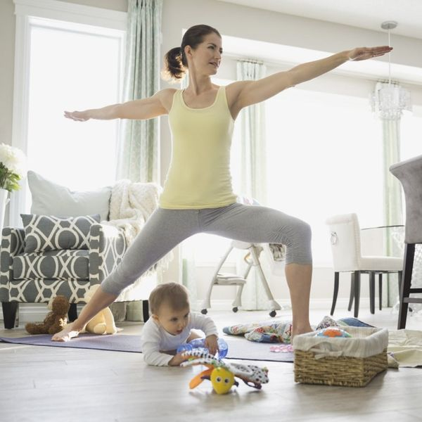 5 Ways to Fit Fitness into Your Busy Mom Life