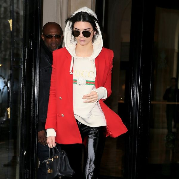 How to Wear a Sweatshirt to Work, According to Kendall Jenner