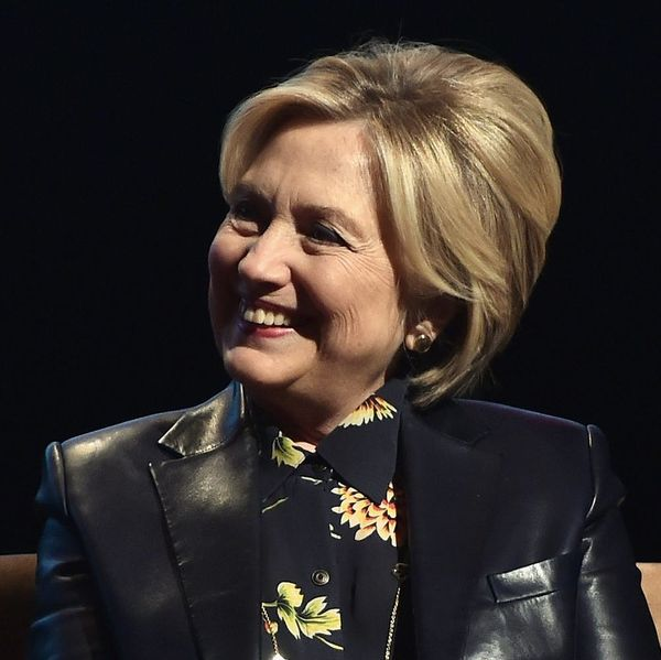 """Hillary Clinton Says Women Are """"Primarily Burdened"""" by Climate Change"""