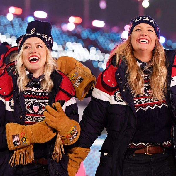Team USA's 2018 Winter Olympics Opening Ceremony Entrance Is YourFriday Inspiration