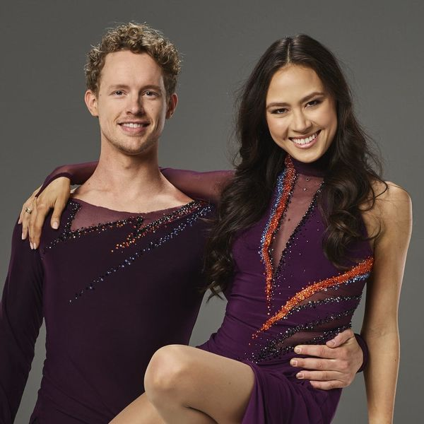Olympic Ice Dancers Madison Chock and Evan Bates Will Be Your New Favorite Couple On and Off the Rink