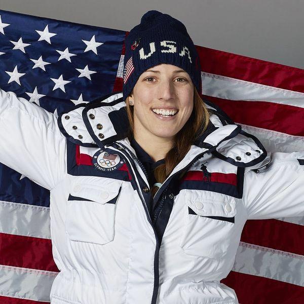 Meet Team USA's 2018 Winter Olympics Opening Ceremony Flag Bearer Erin Hamlin