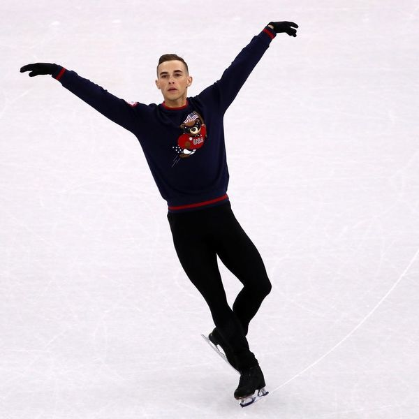 US Olympic Athletes Adam Rippon and Gus Kenworthy Are Calling Out Mike Pence