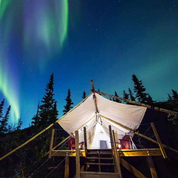 6 Ways to Get Your Glamp On in 2018