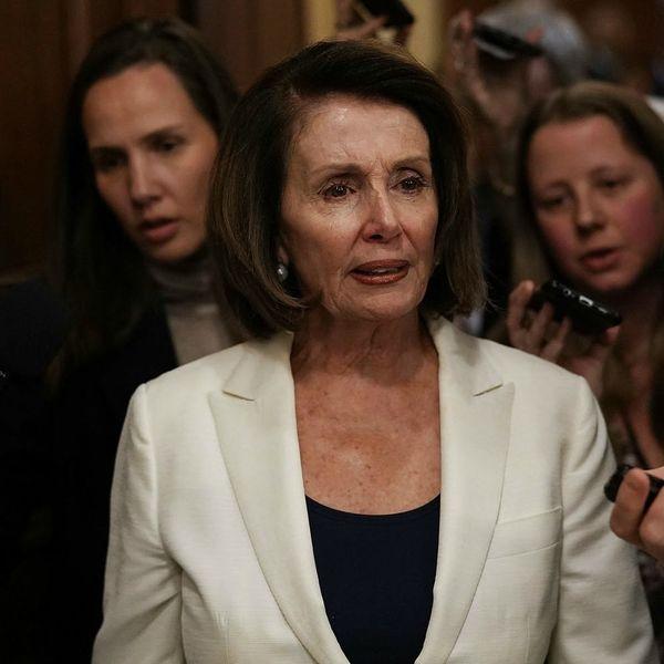 Nancy Pelosi Made an Eight-Hour House Speech to Defend DACA