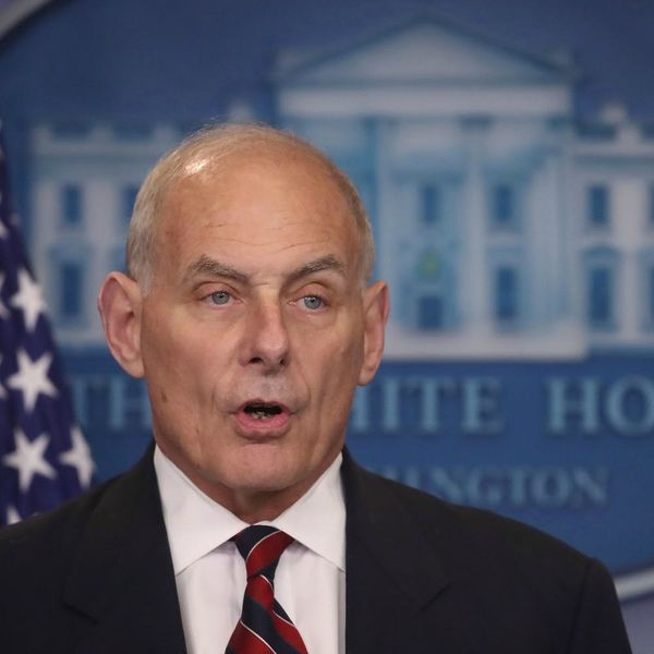 White House Chief of Staff John Kelly Used a Racist Stereotype to Describe DACA Recipients