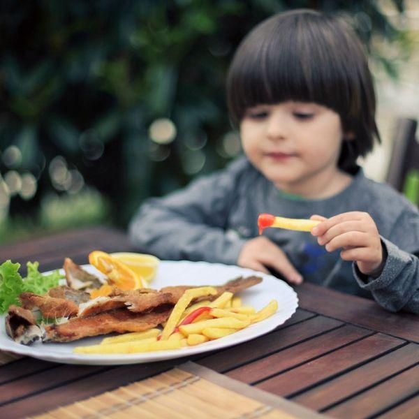 Eating Fish May Make Kids Smarter and Sleep Better