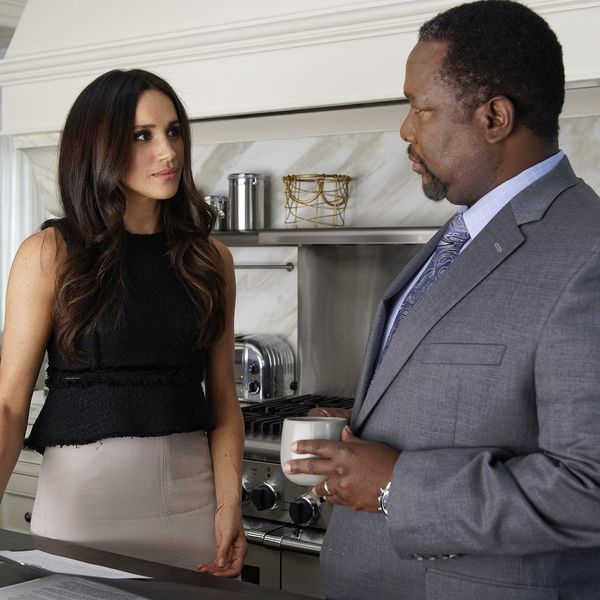 Meghan MarkleTalked About Prince Harry 'in Code' on the Set of 'Suits'