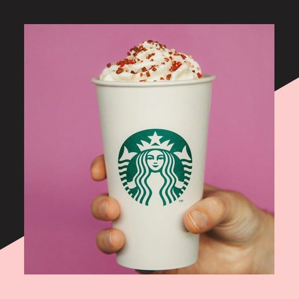We Tried Starbucks' New Valentine's Day Drink and Have Some *Thoughts*