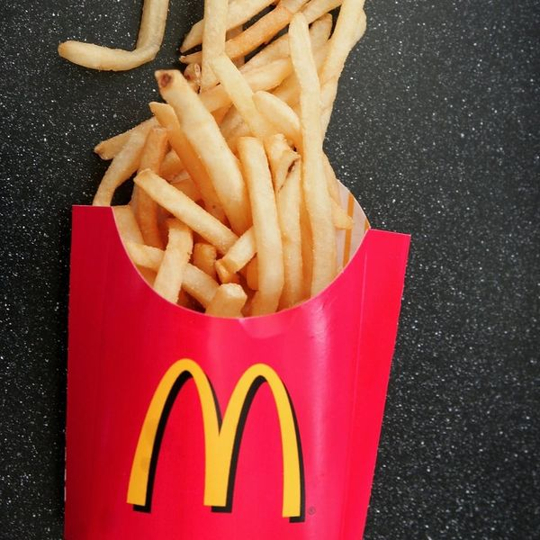 Apparently, an Ingredient Found in McDonald's Fries Can Regrow Hair