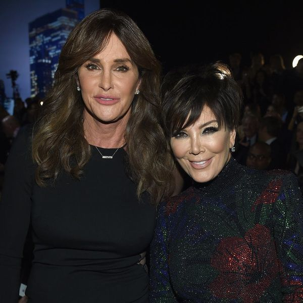 Kris and Caitlyn Jenner Are the Proudest Grandparents to Kylie's New Baby Girl