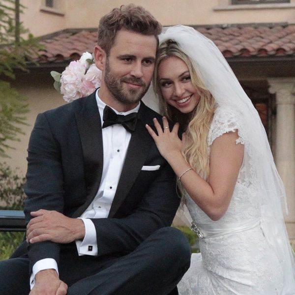 Corinne Olympios Posted a Pic With Nick Viall and People Have Questions
