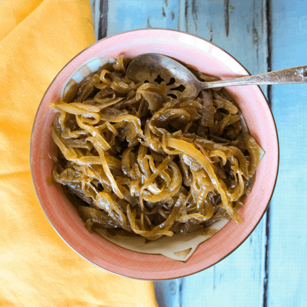 Food Hack: Slow Cooker Caramelized Onions Add Big Flavor to Any Meal