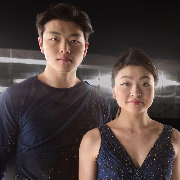 Team USA's Maia and Alex Shibutani, AKA 'The Shib Sibs,' Are Ready to Rule the 2018 Winter Olympics