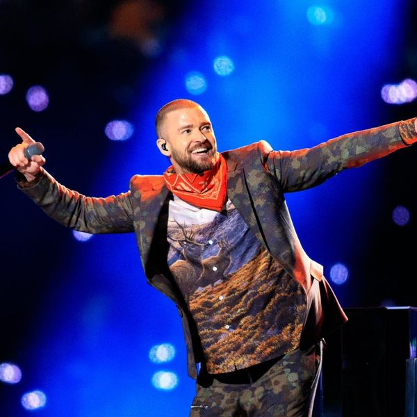 Justin Timberlake's Superbowl Suit Is Stirring Up Some Mixed Feelings
