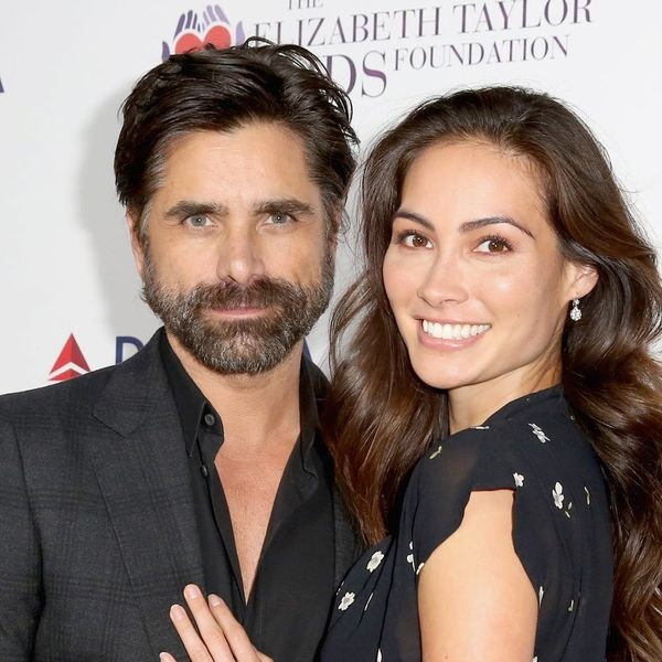 It's Official: John Stamos and Caitlin McHugh Are Hitched!