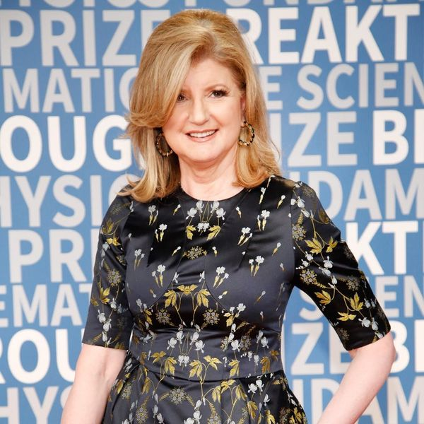 Arianna Huffington Wants Everyone to Put Their Phones Away — Here's How to Do It