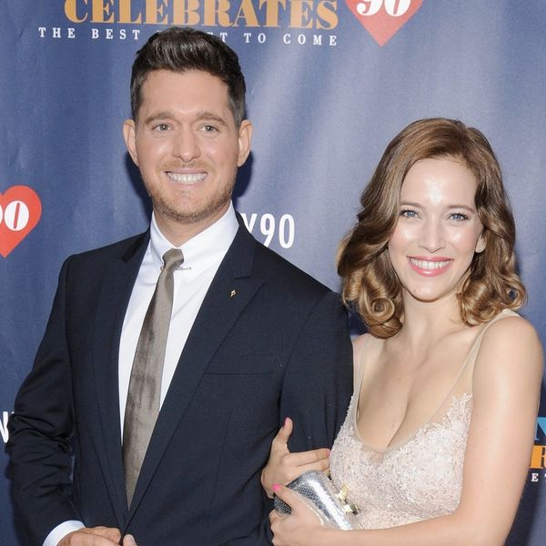Michael Bublé and Wife Luisana Lopilato Are Expecting Their Third Child Together!