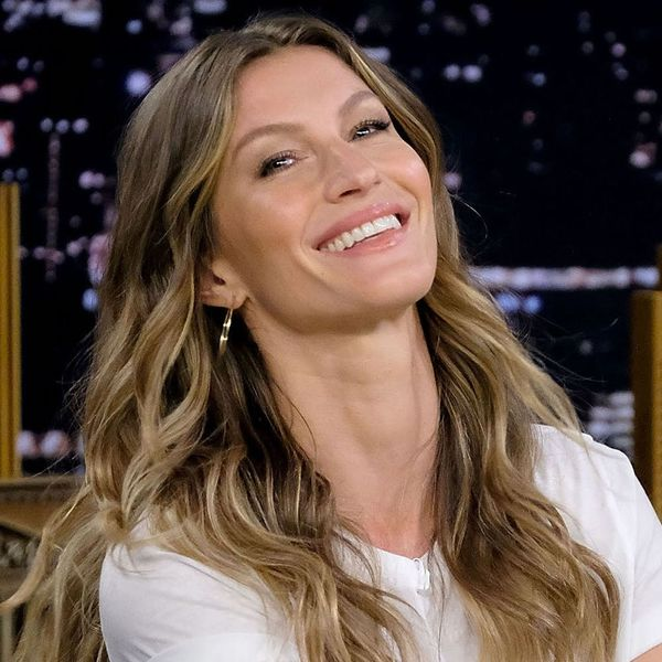 Gisele Bündchen Just Slayed the Cover of 'Vogue Italia' Without a Stitch of Makeup