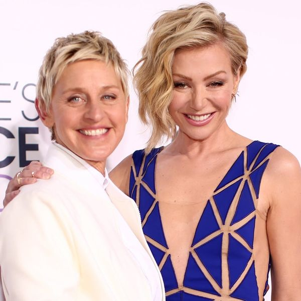 Ellen DeGeneres Was Moved to Tears by Wife Portia de Rossi's Birthday Gift