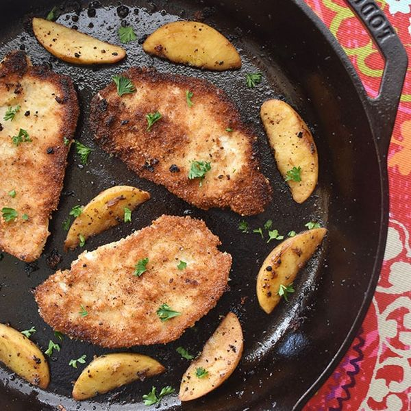 3-Ingredient Pork Cutlets: A Dinner Recipe You Can Actually Memorize