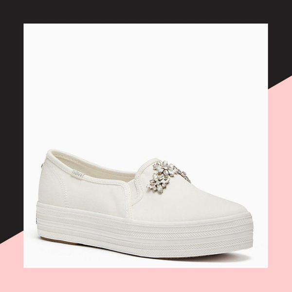Kate Spade New York x Keds Just Debuted the Cutest (and Comfiest!) Wedding Shoes Of All Time