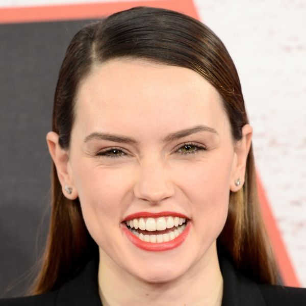You Won't Recognize Daisy Ridley With Blonde Hair