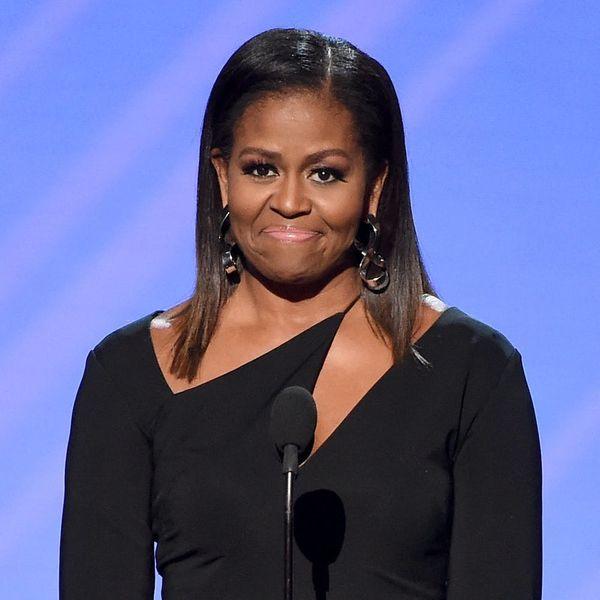Michelle Obama Finally Explains That Awkward Inauguration Gift Exchange With Melania Trump