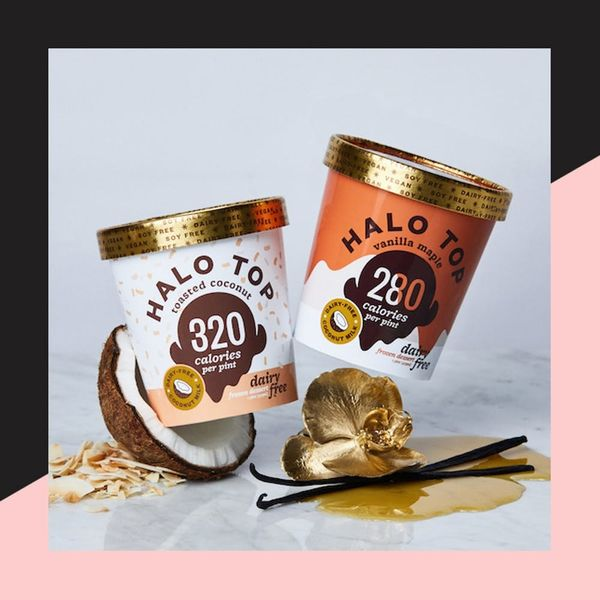 Halo Top Creamery's Vegan, Non-Dairy Line Just Doubled in Size