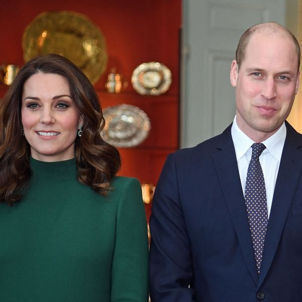 Kate Middleton Just Revealed She and Prince William Have IKEA Furniture in the Palace