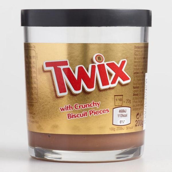 Twix Spread Is the Snack You Didn't Know You Were Missing